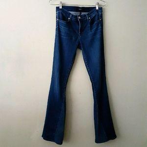 J Brand Custom Flare Jeans Size 27